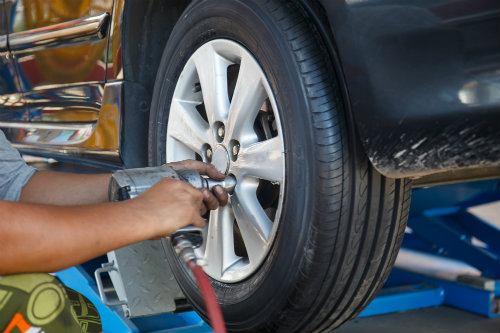 Tire Maintenance and Installation
